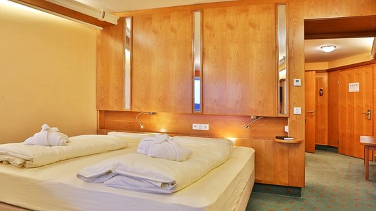 Wellnessresidenz-Zimmer - Doppelbett