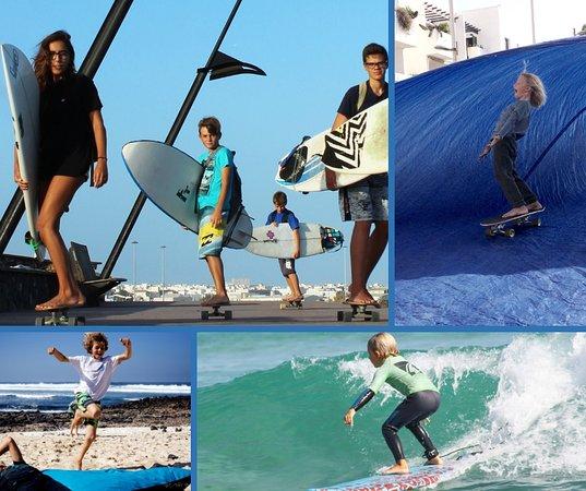 Club de Surf Fuerte Tribu