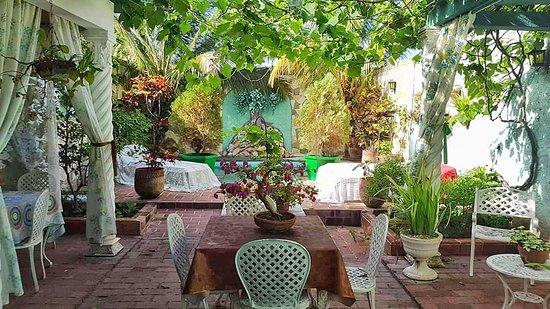 Camaguey Province, Cuba: B&B Green House Camaguey city ( Ciudad Camaguey Cuba)