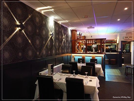 Restaurant seating & interiors