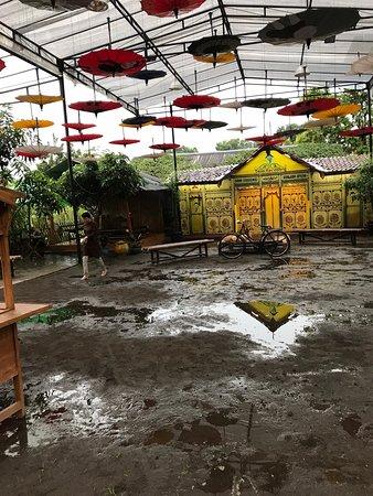 Omah Kecebong: Nice lunch location