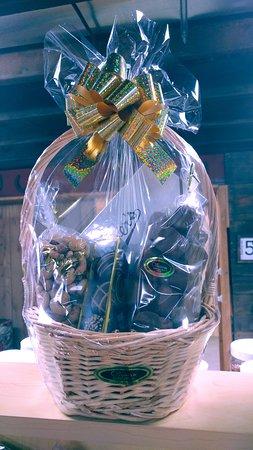 Elba, État de New York: Gift baskets