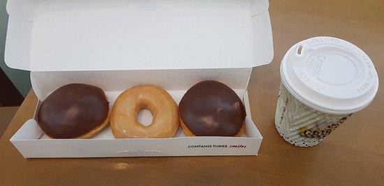 Krispy Kreme, Doha - Restaurant Reviews, Photos & Phone Number