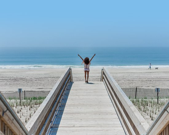 Long Island, NY: Fire Island:  32-mile-long barrier island offers the ultimate car-free beach haven