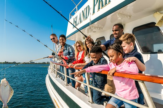 Long Island, NY: Set sail on a fishing charter