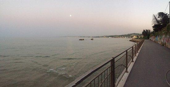 Spiaggia eccellente
