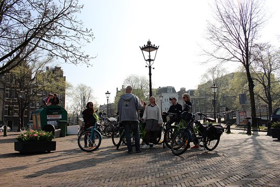 Mike's Bike Tours Amsterdam