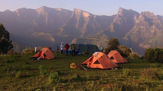 Simien Mountains Trekking Tours
