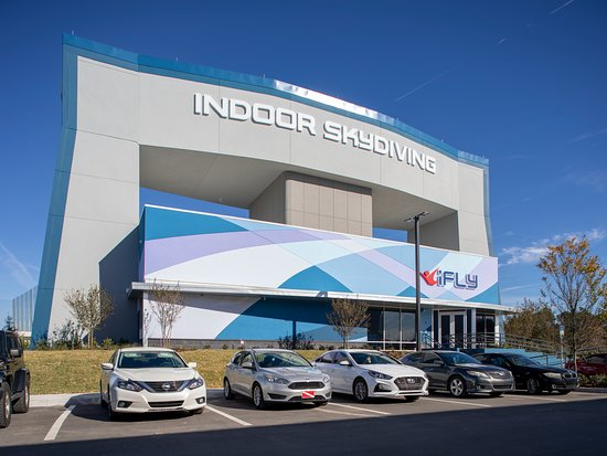 ‪iFLY Indoor Skydiving Jacksonville‬