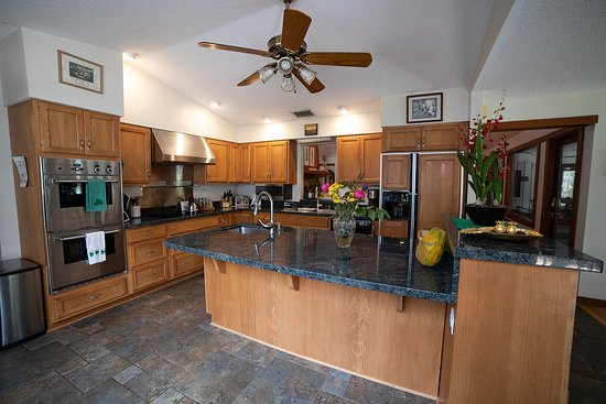 Access to shared kitchen space shared with your hosts