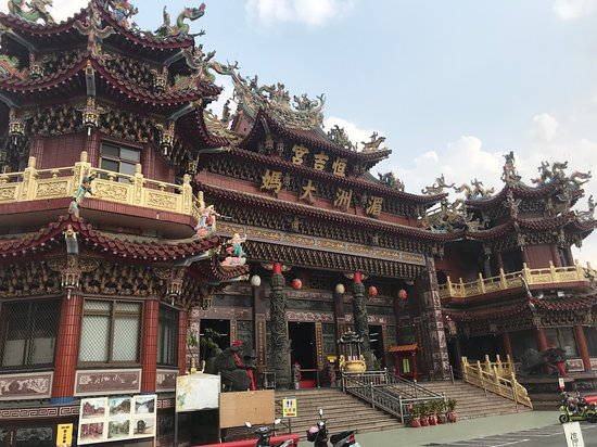 Puli Heng Ji Gong Matsu Temple