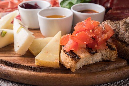 Ah i formaggi Toscani!!!