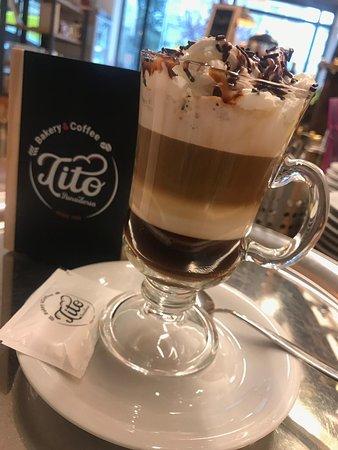 Bakery & Coffee Tito: CHOCOLATANO