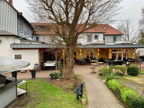 Hambuehren, Alemania: Hotel und Restaurant zur Heideblüte