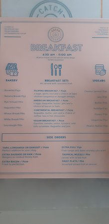 Hop Hostel: breakfast options not included