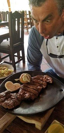 El Ranchero Paisa: delicioso el Baby Beef