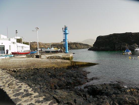 Le port El Cotillo