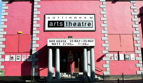‪Nottingham Arts Theatre‬