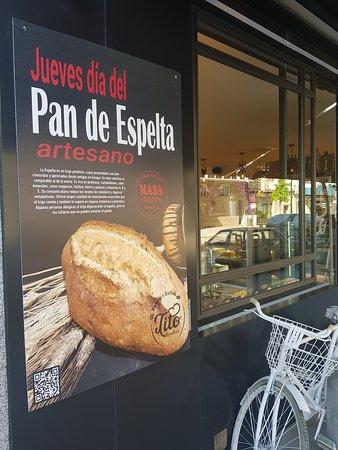 Bakery & Coffee Tito: PAN DE ESPELTA