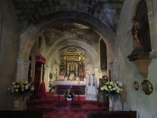 Els Calderers: chapelle