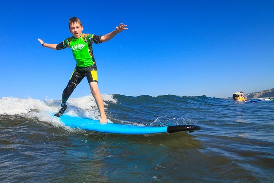 Have you ever wanted to try out the California lifestyle and go surfing? San Diego is the perfect place to give it a try! With 70 miles of coast, there are waves for all different skill levels and abilities. Surf Diva Surf School can help you catch the perfect wave.