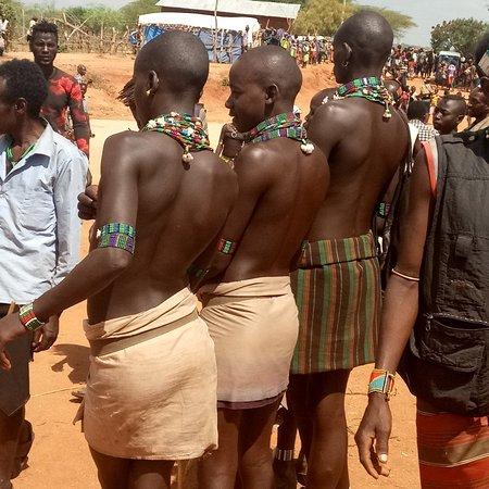 Jinka, Ethiopia: BANNA TRIBE OF OMO VALLEY