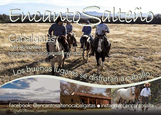 Encanto Salteno: Encanto Salteño
