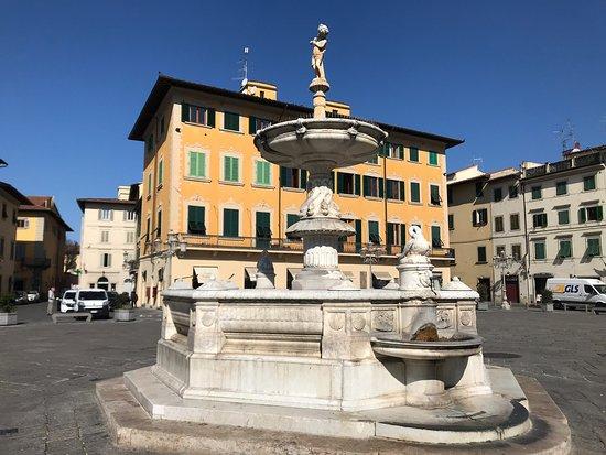 Fontana del Pescatorello