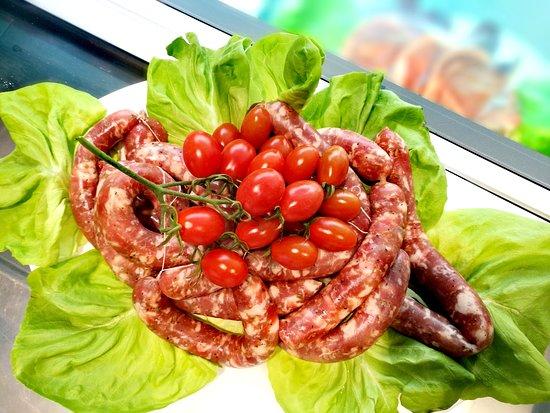 Pellerito Cucina & Café: SALSICCIA