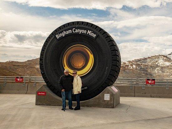 Copper Mine Tour