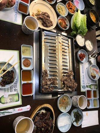 Excellent Korean BBQ