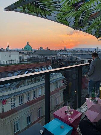 LAMÉE ROOFTOP Bar (Wien) - Aktuelle 2019 - Lohnt es sich ...