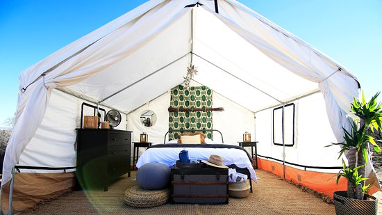 Out of Africa Luxury Glamping Tent Village
