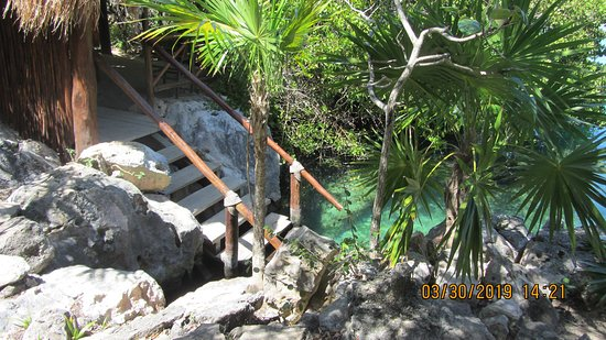 Yal-ku Lagoon: descente a l'eau