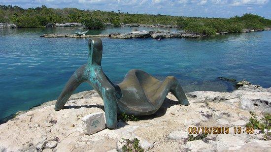 Yal-ku Lagoon: je veux prendre sa place