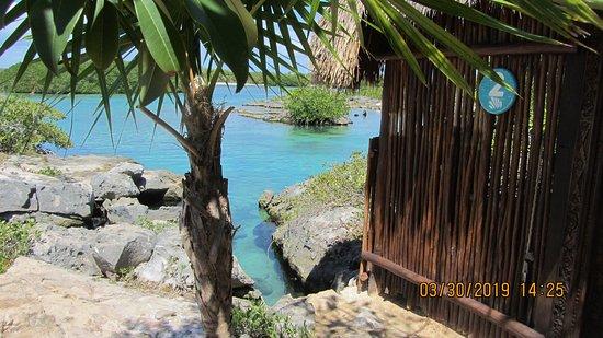 Yal-ku Lagoon: petit paradis