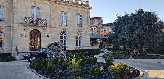 L'hôtel La Grande Maison de Bernard Magrez et Restaurant ** Pierre Gagnaire