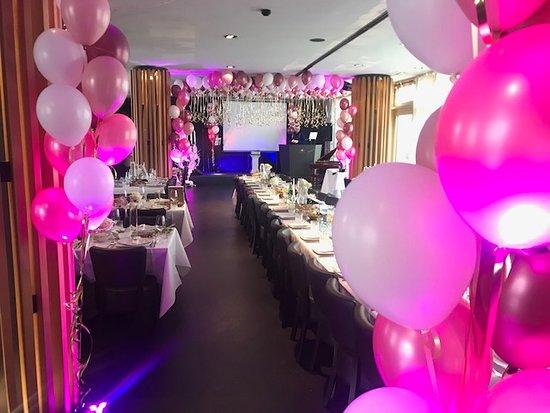 Madloba Lounge: Birthday Party