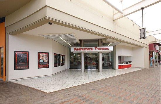 Consolidated Theatres Kaʻahumanu