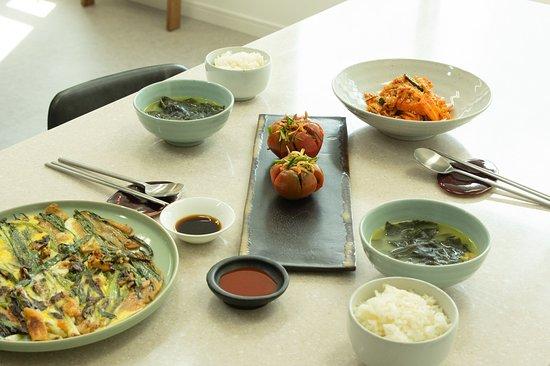 Busan Cooking class
