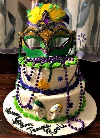 Admirable Voodoo Sweets New Orleans Uptown Carrollton Restaurant Funny Birthday Cards Online Aboleapandamsfinfo
