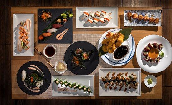 Juma sushi bar & restaurant: Nuestras especialidades japonesas