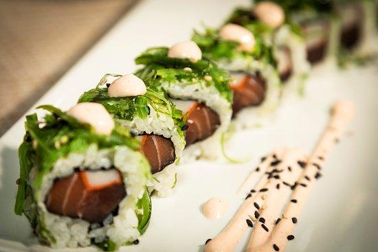 Juma sushi bar & restaurant: Nuestros rolls