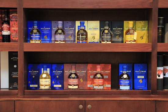Mizunara: The Shop (Whisky & Spirits Store): Exclusive importer of Kilchoman in Hong Kong. Kilchoman is an award winning whisky from Islay in Scotland producing some of the best peated and smoky whiskies.