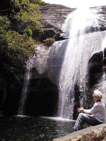 Bambarakanda Falls: Bambaranka Falls in  Haputale loved visiting