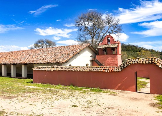 La Purisima State Historical Park
