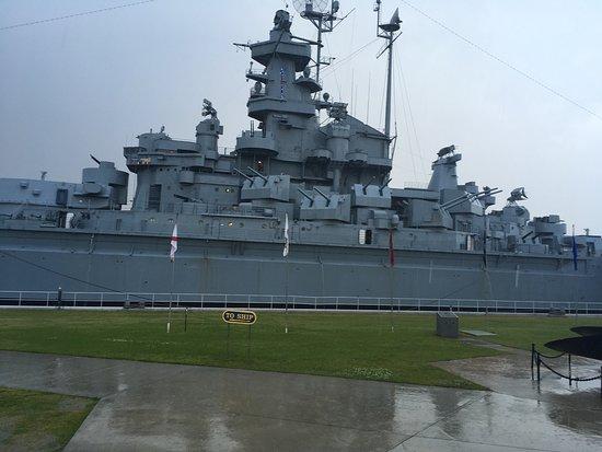 Fotografia de Battleship USS ALABAMA