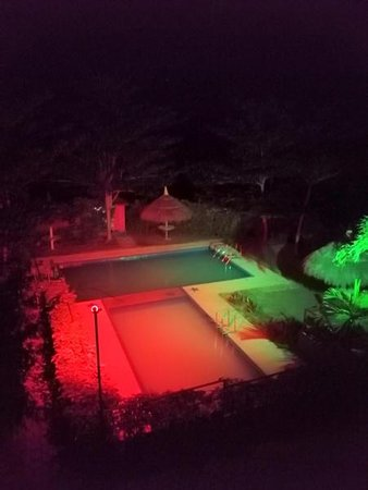 Fairytale Hostel: Night swimming to enjoy the magic of the night