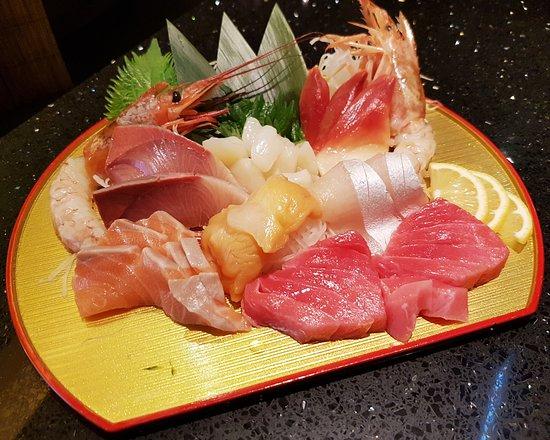 Sashimi Platter