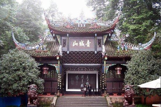 Qingcheng Mountain and Dujiangyan...